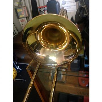 Custom YAMAHA YSL448G F Trigger Trombone and case / Pre-Owned