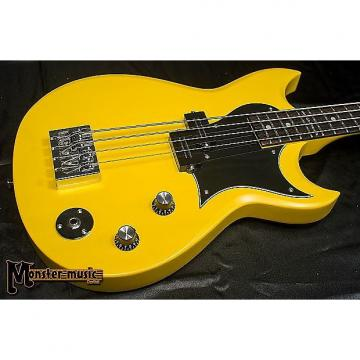 Custom Reverend Watt Powder Yellow - WAT