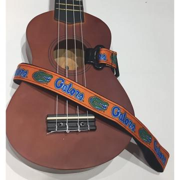 Custom Florida Gators Ukulele Strap