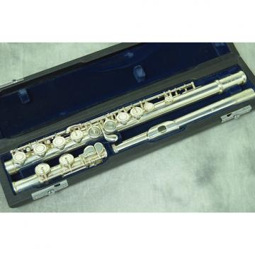 Custom Sankyo Silver Sonic PA NEL Flute
