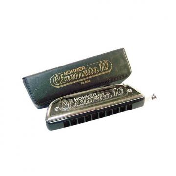 Custom Hohner Chrometta 10