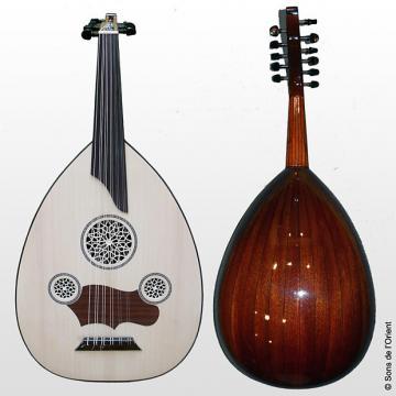 Custom Oud Turc Vega