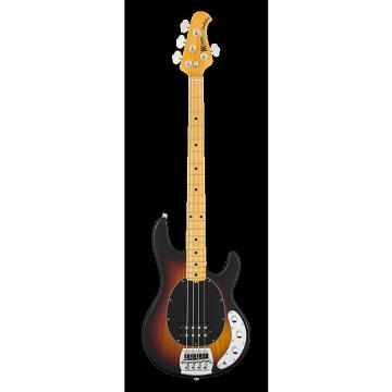 Custom Ernie Ball MusicMan Music Man Stingray Classic 4 String Bass Guitar Sunburst