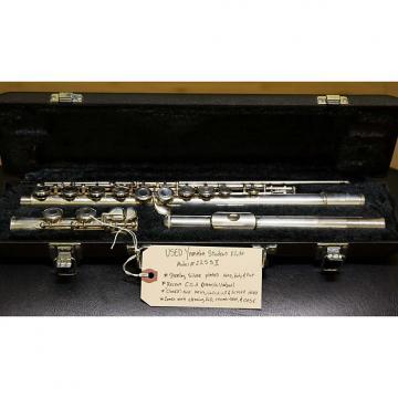 Custom Yamaha 225SII Student Flute Restore