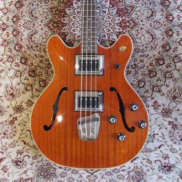 Custom Guild Starfire II Bass Natural