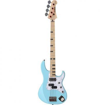 Custom Yamaha Attitude Limited 3 Billy Sheehan Signature Electric Bass Sonic Blue +Case