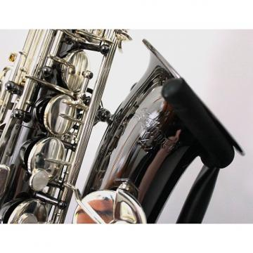 Custom Selmer AS42B Professional Alto Sax 2016 in Black Nickel