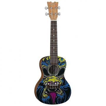 Custom Dean Guitars Oni Concert Ukulele, UKE DC ONI