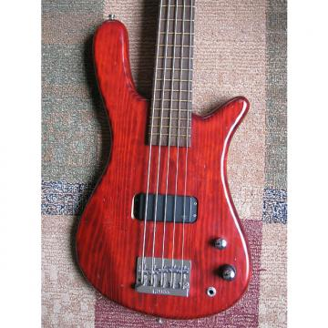 Custom Warwick Streamer STD Red - German