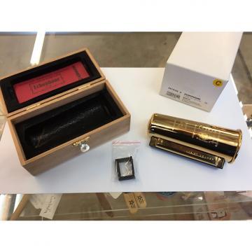 Custom Hohner M3810 Echophone Brass