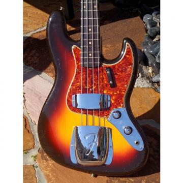 "Custom Fender Jazz Bass ""Stack Knob"" 1960 3-Tone Burst"