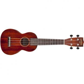 Custom NEW! Gretsch G9100 Soprano Standard ukulele in mahogany stain finish