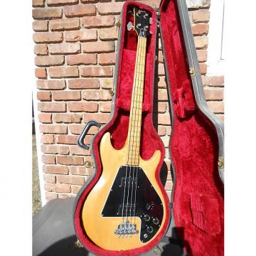 Custom Gibson Ripper Bass 1982 Natural Maple with Original Case