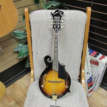Custom Washburn M3sw F-Style Mandolin
