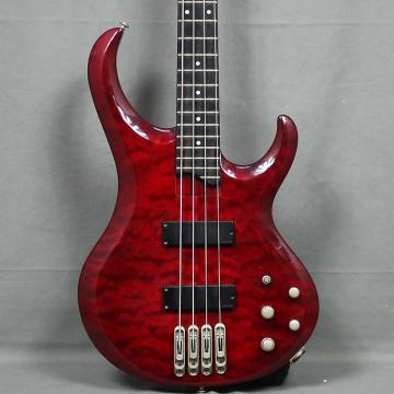 Custom USED Ibanez BTB400QM Electric Bass - FREE SHIP