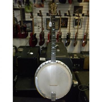 Custom Gretsch orchestrella 1926 tenor banjo 1920,s maple/nickel