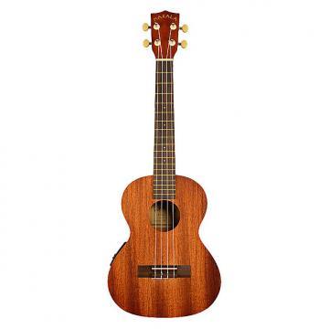 Custom Kala MK-TE Tenor Acoustic-Electric Ukulele
