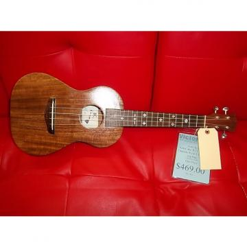 Custom Kaka'ako K1T Tenor Ukulele with Gig bag 2016 Koa