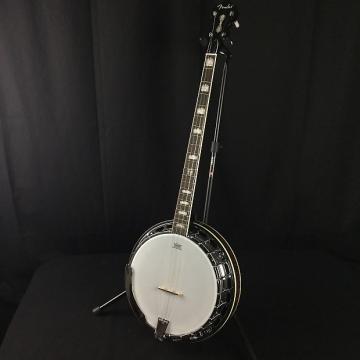 Custom Fender Robert Schmidt Signature Banjo (Manufacturer Refurbished)