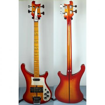 Custom Greco RB-800 Ricken' Fireglo 1974 sunburst
