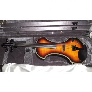 Custom Fender FV-3 Electric Violin Fiddle FV3 Mint