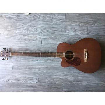 Custom Martin BC 15E Lefty Martin Acoustic Bass Mahogany