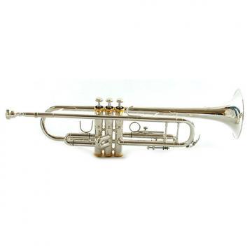 Custom Schiller American Heritage 78 Trumpet Silver