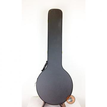 Custom Guardian CG-020-J Banjo Case in Black Scratches