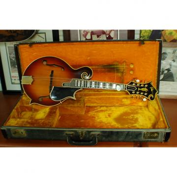 Custom Video Demo Rare 1962 Gibson Sunburst F5 Custom Mandolin Original Gibson Hardshell Case