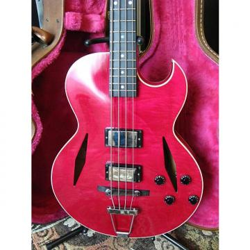 Custom Gibson EB-650 Bass USA 1991 Trans Purple Semi-Hollow body