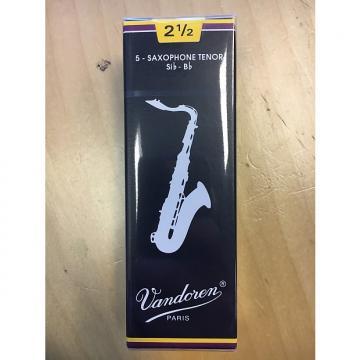 Custom Vandoren Saxophone Tenor Size 2.5