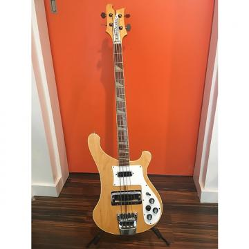 Custom Rickenbacker 4001 1981 MapleGlo