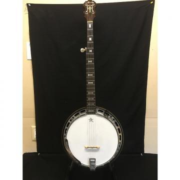Custom Alvarez Banjo 1989