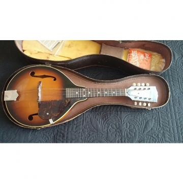 Custom Gibson Mandolin A40 1950's 2 Color Sunburst