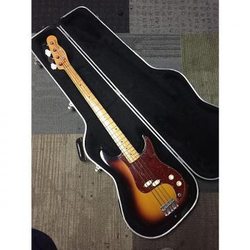Custom Fender Bullet Deluxe USA E-34 1980s Sunburst