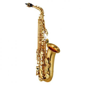 Custom Yamaha YAS 480 Alto Saxophone