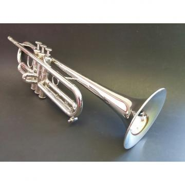 Custom Stomvi Debut Bb Silver Trumpet  Model 5411