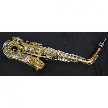 Custom Vito Alto Sax Gold Plate- Student Model- See Shipping Rates Below