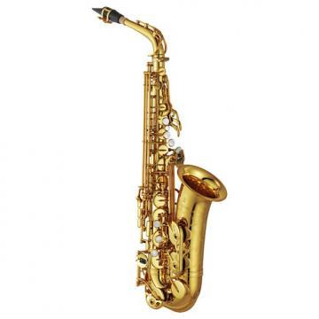 Custom Yamaha YAS 82ZII Custom Z Alto Saxophone