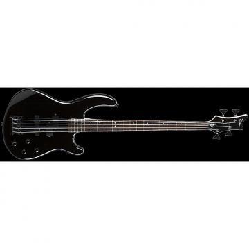 Custom Dean Edge 10 PJ w/Active EQ - Classic Black