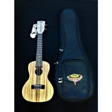 Custom Kala Pacific Walnut Concert Ukulele