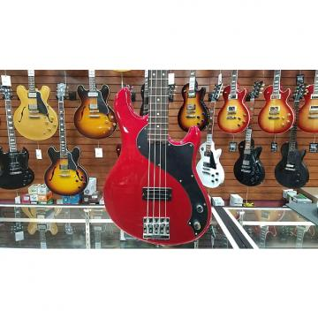 Custom Modern Player Dimension Bass Candy Apple Red