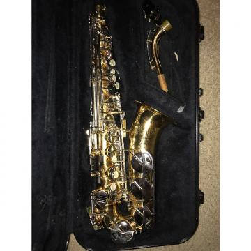Custom King 660 Alto Saxophone mid 2000s Gold