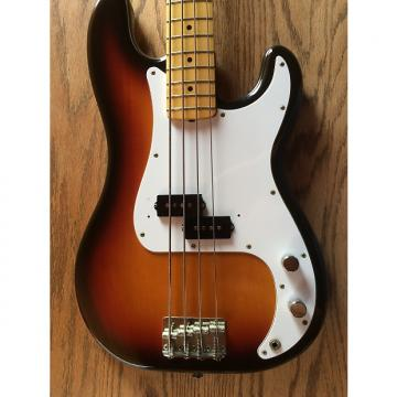 Custom Fender Precision MIJ mid 80's 3 Color Sunburst