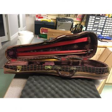 Custom Robert Glier Violin 1895