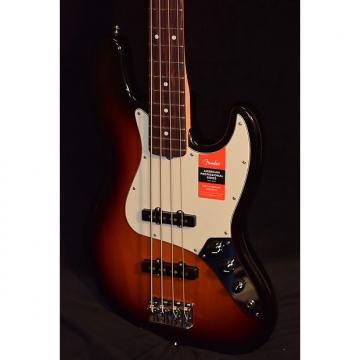 Custom Fender American Professional Jazz Bass - 3-Color Sunburst