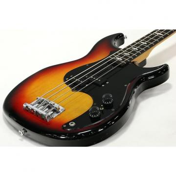 Custom Yamaha BB1000 Yellow Sunburst