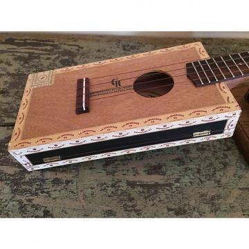 Custom Taconic Cigar Box Guitar Soprano Ukulele - La Imperiosa Magicos