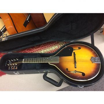 Custom Sigma Martin SM1S Mandolin Vintage Sunburst A-Style w/ Hardshell Case