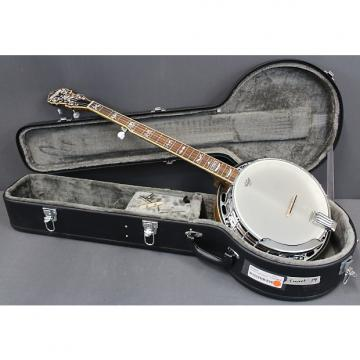 Custom Fender  Concert Tone 59 Banjo With a brass tone ring & Fender Hardshell Case